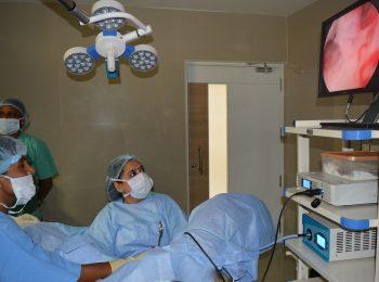Hysreroscopy